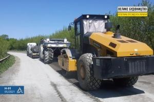 Укравтодор відновить трасу від Сміли до межі Київщини
