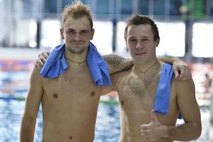 Олександр Горшковозов і Олег Колодій – бронзові призери чемпіонату Європи