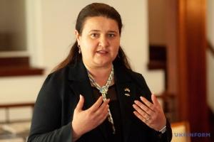 Маркарова розповіла про намір України приєднатися до навчань Cyber Flag