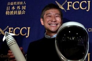 Японский миллиардер полетит в декабре на МКС
