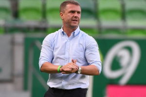 Ребров оцінив шанси збірної України на футбольному Євро-2020