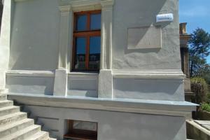 У Кракові відновили фасад будинку, де жив Василь Стефаник