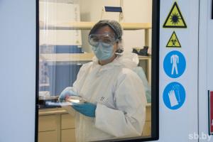 В Беларуси выявили собственный штамм коронавируса