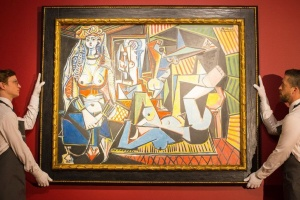 Картину Пикассо продали на Christie's более чем за $100 миллионов