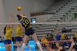 Волейбол: Україна вдруге програла Швеції у відборі жіночого Євро-2021
