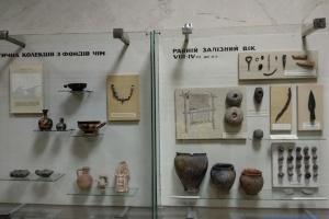 У Чернігові показали тризуб XI сторіччя та ще майже 200 нових археологічних знахідок