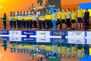 Українська команда з синхронного плавання стала чемпіоном Європи в хайлайті