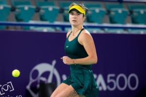 Свитолина проиграла Швентек на турнире WTA 1000 в Риме