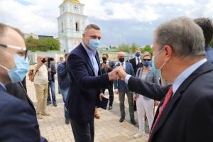 Кличко рассказал, у каких европейских городов Киев перенимает опыт управления