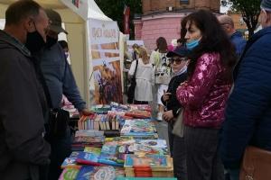 У Вінниці стартував книжковий фестиваль VinBookFest