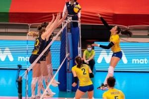 Волейболістки збірної України обіграли Португалію і вийшли на Євро-2021