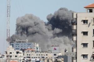 США після авіаудару Ізраїлю вимагає забезпечити безпеку ЗМІ
