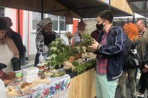 Гастрономічний фестиваль у Рівному презентує автентичну кухню