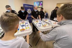 У Сєверодонецьку запустили поліцейський ТАТОhab