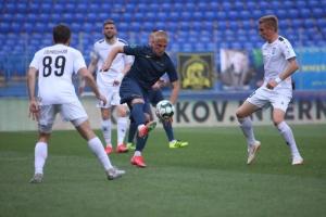 Харьковский «Металл» победил «Балканы» в матче Второй лиги