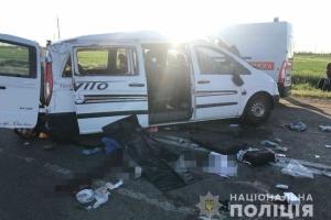 На Запоріжжі сталася п'яна «ДТП»: одна людина загинула, ще 6 постраждали