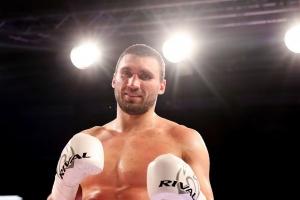 Бокс: українець Вихрист нокаутував поляка Пьонтека