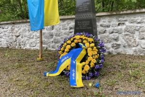 Österreich: Ukrainische Diplomaten gedenken der Opfer des Konzentrationslagers Ebensee