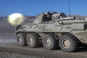 Азербайджан розпочав масштабні військові навчання
