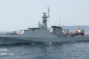 Британський патрульний корабель зайшов у Чорне море