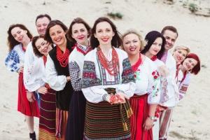 Український ансамбль взяв участь у хоровому фестивалі, присвяченому Євробаченню
