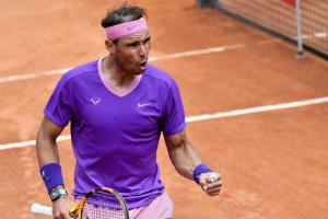 Надаль обыграл Джоковича в финале турнира ATP в Риме