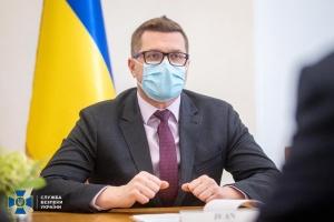 Баканов назвал направления сотрудничества Службы безопасности с США