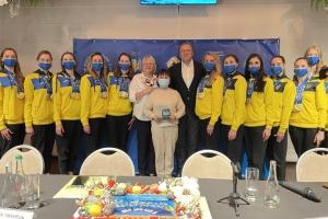 Збірна України із синхронного плавання: історичний успіх в Будапешті та олімпійські плани