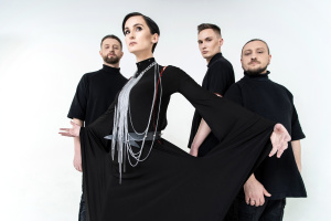 Kateryna Pavlenko, soloist of Ukraine's band Go_A, Eurovision 2021 participant
