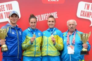 Украинские гребцы стаи вторыми в Кубке наций на этапе Кубка мира