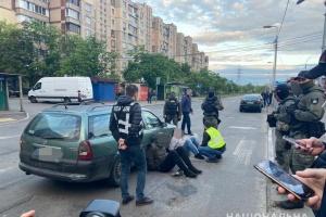 Кражи терминалов и подрыв банкомата: в столице задержали двух подозреваемых