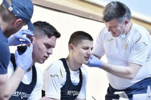Судаков и Зубков рассказали о тренировках сборной Украины в Харькове