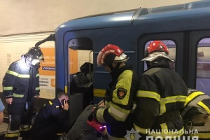 Киевское метро возобновило работу - пассажира на «Арсенальной» спасли