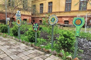 На фестивале в Чернигове создали «Монумент-сад»