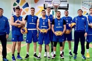 Збірна України з баскетболу 3х3 виступить на турнірі у Франції