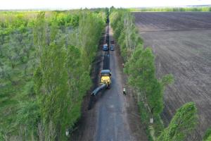 На Харьковщине ремонтируют дорогу к Национальному музею Сковороды