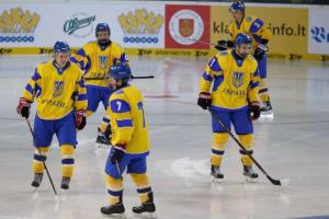 Хоккеисты сборной Украины проиграли румынам на международном турнире в Словении
