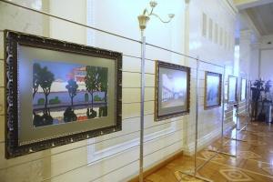 У Раді відкрили виставку до Дня пам'яті депортації кримських татар