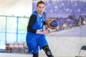 Баскетбол 3х3: женская сборная Украины сыграет в Нидерландах