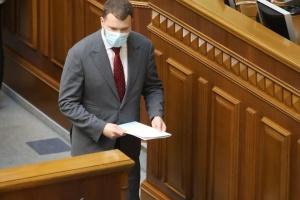 Депутаты отправили Криклия в отставку