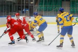 Сборная Украины по хоккею проиграла австрийцам на международном турнире в Словении