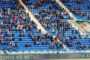 Товарищеские футбольные матчи сборной Украины пройдут со зрителями