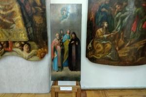 В Чернигове ко Дню музеев презентовали недавно отреставрированные иконы