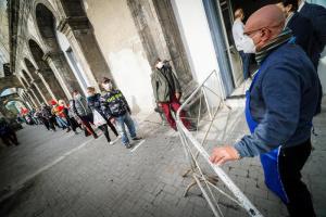 Коронавирус в Италии унес уже более 124 тысяч жизней
