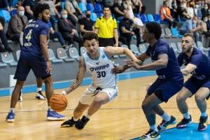 Плей-офф Суперліги: «Київ-Баскет» у півфіналі, «Дніпро» вперше обіграв «Будівельник»
