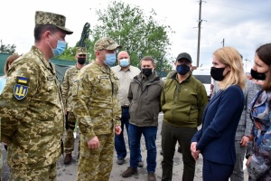 Прем'єр Естонії: Безпека України – це безпека Європи
