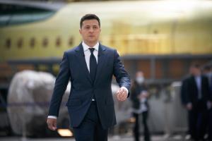 Зеленський очікує від Байдена відповіді щодо плану трансформації України