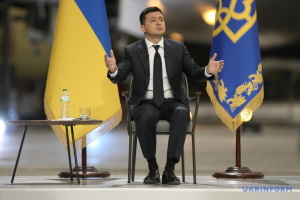 Zelensky announces launch of hospitals according to best world standards