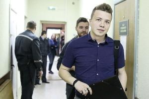Родители Протасевича просят Меркель помочь с освобождением сына