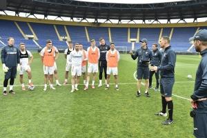 Збірна України визначилася із заявкою на матч з Нідерландами